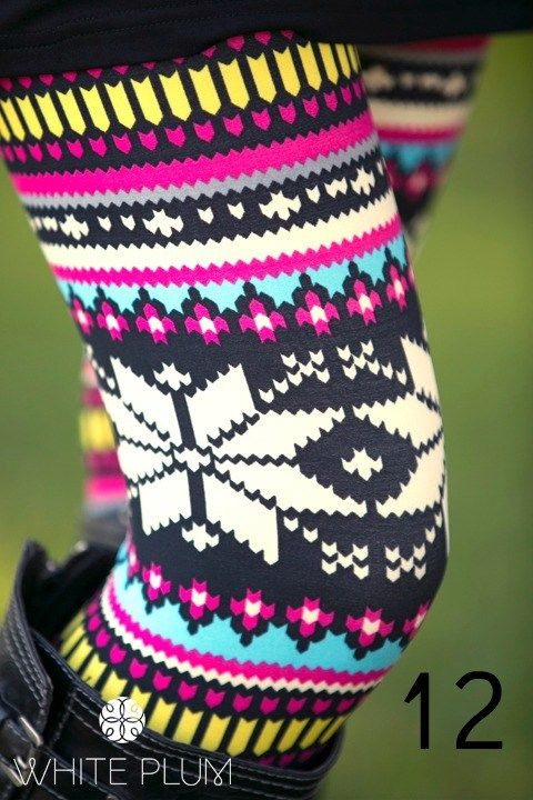 Plus Size Print Leggings! 16 Styles! | Jane