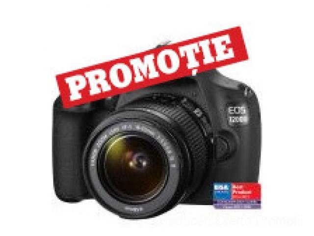 Aparate foto D-SLR Promotii | Reduceri Oferte si Promotii in Romania | Aparate Foto