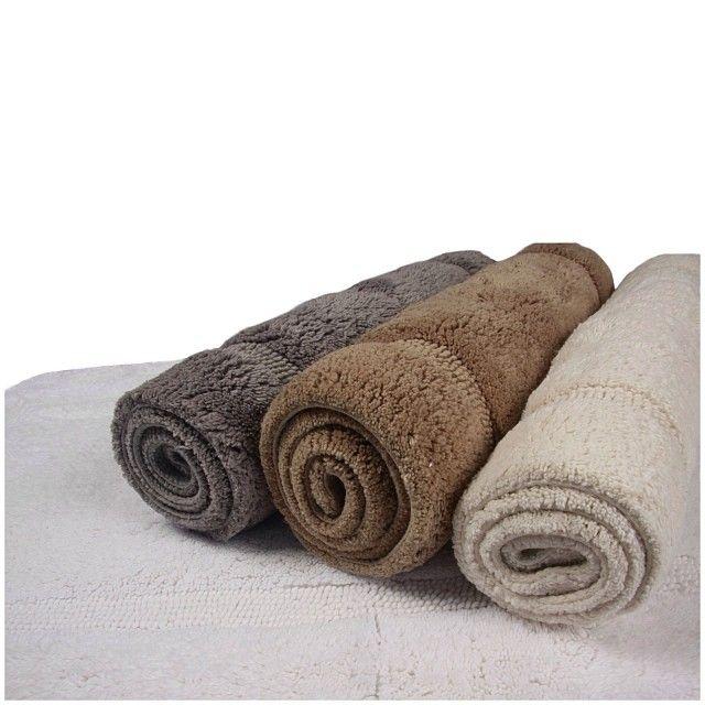 Some colors of Luxury Bath Rug | Luxury Banyo Halısının bazı renkleri  #talesma #luxury #bathrugs