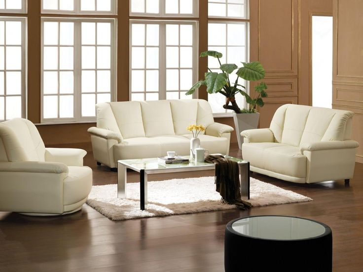 Nice Leather Living Room Furniture Style Is Here
