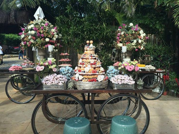 Fotos de decoração de casamento e eventos