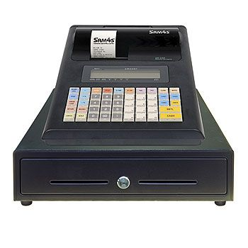 Sam4s ER-230 (Single Roll Thermal cash registers)