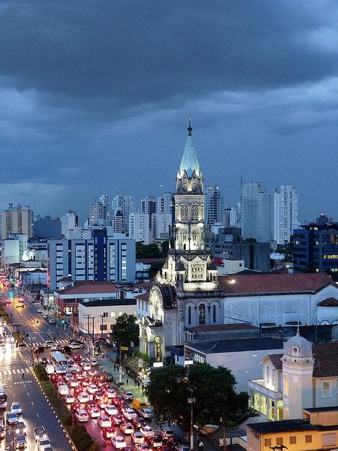 Domingos de Morais Street (Vila Mariana, São Paulo, Brazil).