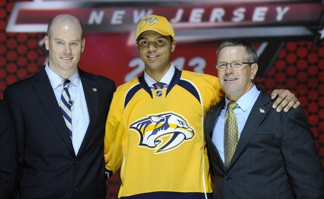 Winterhawks' Seth Jones picked No. 4 by Predators
