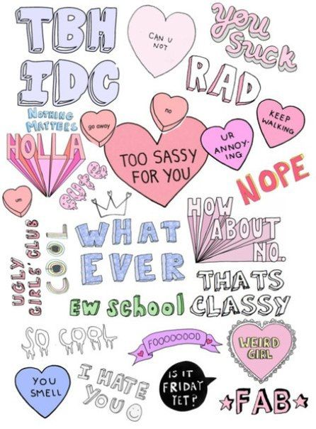 perfect relationship tumblr collage words
