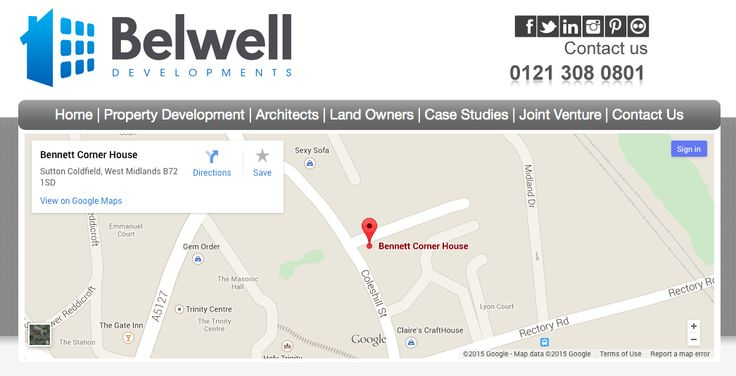 Belwell Developments are located in #SuttonColdfield and #build #newbuild #homes for private individuals, #property #developers #architects and #landowners - www.belwell.co.uk