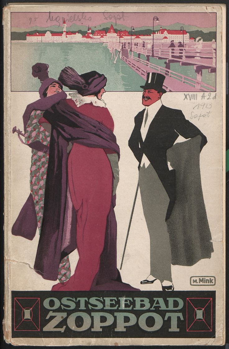 ostseebad zoppot 1913