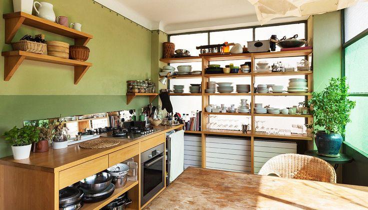 Δείτε Ποια Είναι η Νέα Μόδα στα Ντουλάπια Κουζίνας