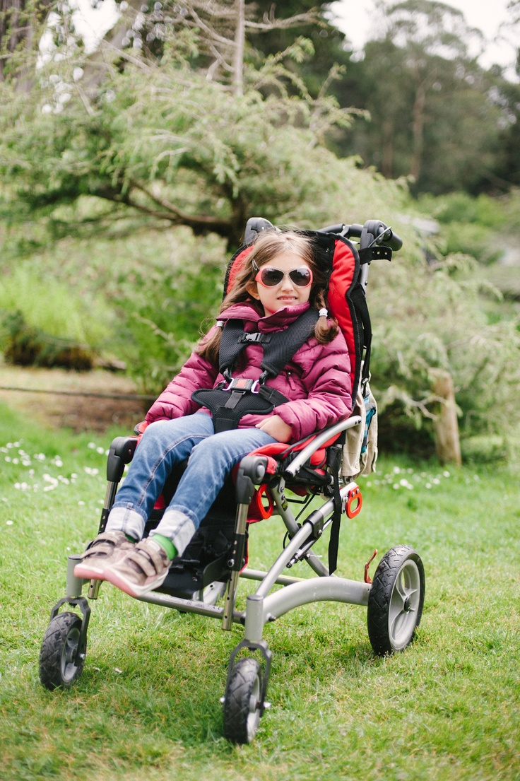 Special Needs Kids In Wheelchairs Check out Sorel in her...