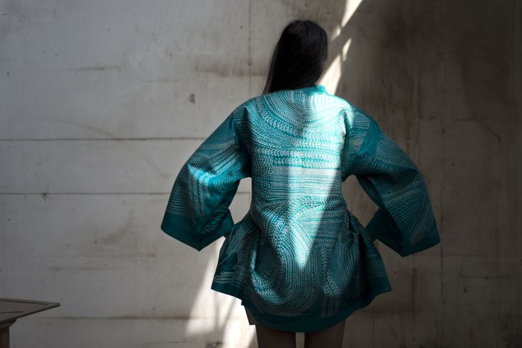 swati kalsi, short jacket