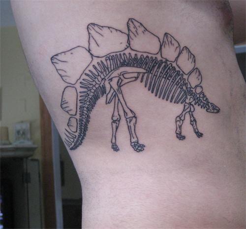 "biology tattoos | Here's my science tattoo.""–Vincent Iadevaia"