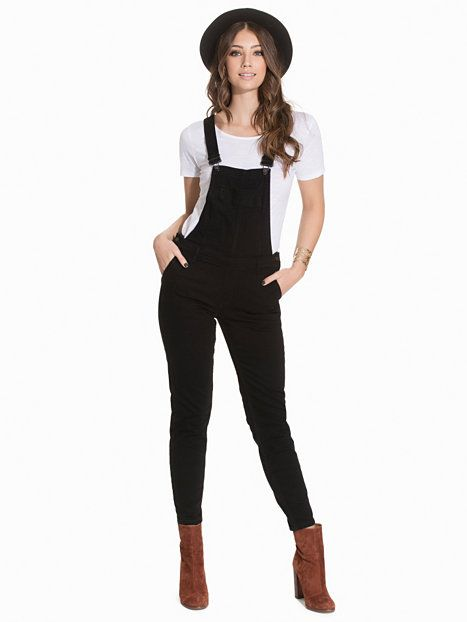 Black Dungaree