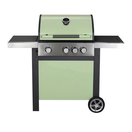 Hartman Jamie Oliver Home Grill Super 3 Burner Plus Side Burner Barbecue