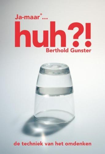 Ja-maar huh ?! van Berthold Gunster. Voor de pessimist is het gas half leeg. Voor de optimist is het glas half vol. Dit boek gaat uit van een derde benadering: waar is de kraan? Leren Omdenken. Dit is een goed geïllustreerd, mooi opgezet, makkelijk te lezen boek wat mij heeft geïnspireerd. Een aanrader voor iedereen