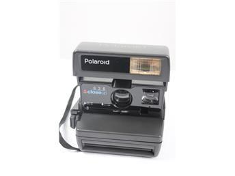 Polaroid kamera. Vintage, retro. www.simplet.se säljer din polaroidkamera åt dig på nätet!
