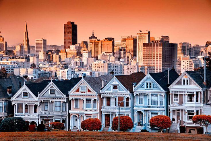 San Francisco: 6 lugares para visitar (EEUU)