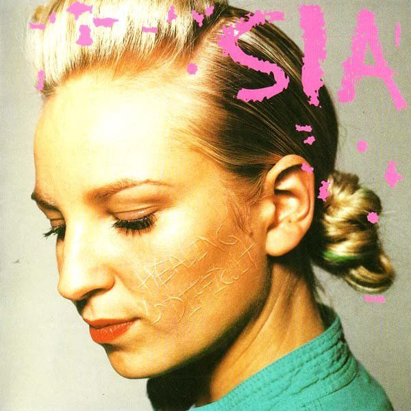 Sia - Healing Is Difficult (CD) S100CD Long Lost Brother Records