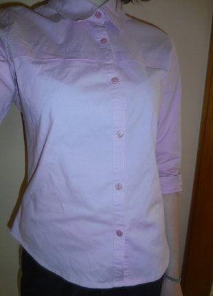 Kaufe meinen Artikel bei #Kleiderkreisel http://www.kleiderkreisel.de/damenmode/blusen/148875188-rosa-bluse-im-klassischen-stil