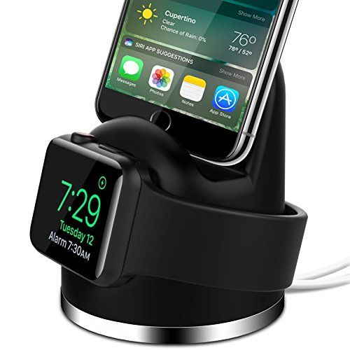 outlet store 3b8ae d0722 OLEBR Apple Watch Series 3 Stand iPhone X/8/8Plus/7/7Plus/6s/6s Plus ...