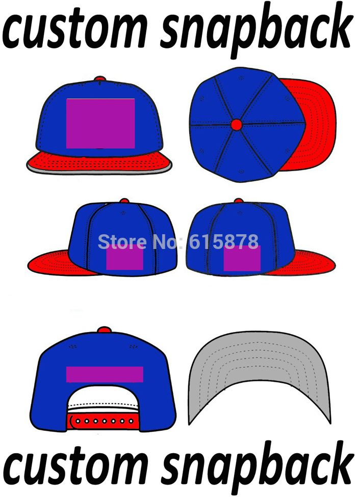 2017 Custom Snapback Cap/Wholesale Custom Snap Back Hat/6 Panel Snapback Cap With Embroidery Logo/Cheap 3D Embroidery Sports Cap