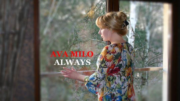 """AVA MILO - Always - """"OPEN THE DOOR"""" Album"""