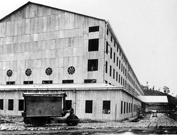 Pabrik Teh Gunung Dempo
