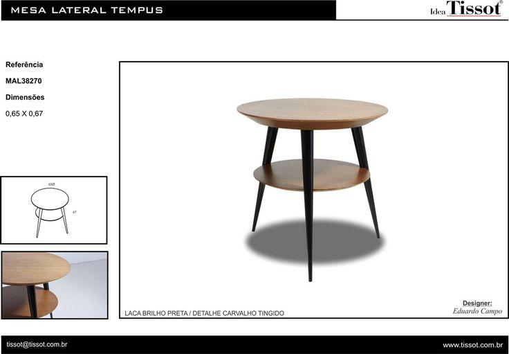 Mesa lateral tempus