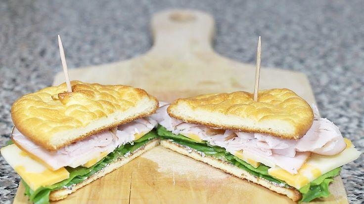 Eindelijk, een gezond alternatief voor brood (zonder koolhydraten). Hiermee val je in no time kilo's af!