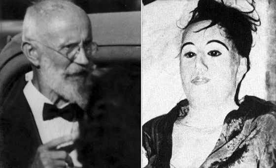 Real-Life Florida Horror Stories Carl Tanzler  became fixated on Helen,  a tb patient at the hospital where he worked. He was desperate to cure her, but she died at age 22, & laid to rest in a mausoleum. Visiting the Cemetery every night failed to satisfy Tanzler, who dug up the corpse and loaded it into a wagon that he pulled home. He fashioned his corpse bride into a doll made from wire coat hangers, wax, plaster of Paris, and a hunk of her hair. He slept with the body in his bed until…