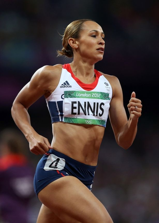 136 best Jessica Ennis images on Pinterest | Jessica ennis ...