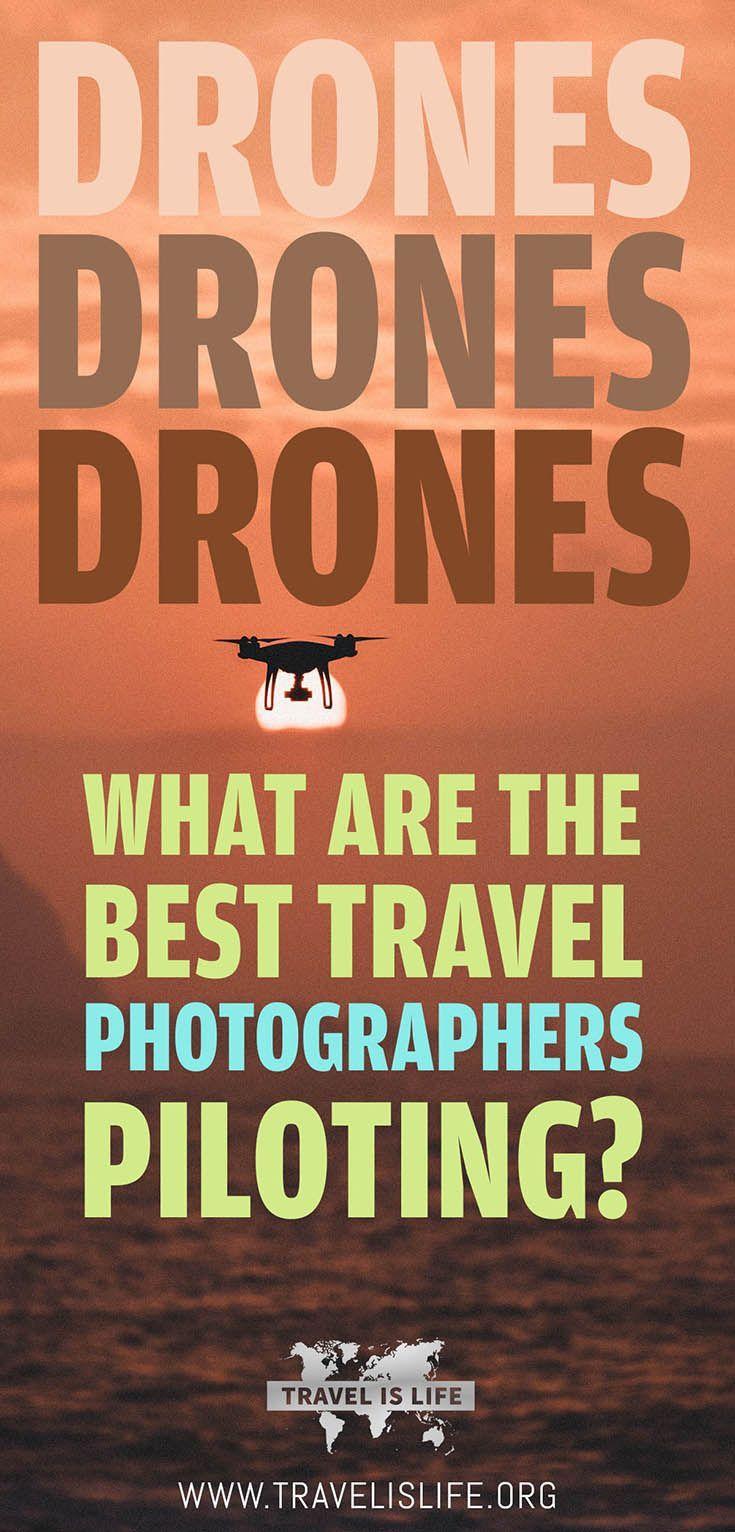 What is the best travel drone? | Top Travel Drones for Travel Photographers 2017 | How to choose the best portable travel drone | DJI Mavic Pro Drone Reviews | DJI Phantom 4 Pro+ Drone Reviews | Parrot Bebop 2  Drone Reviews | Autel Robotics X-Star Premium Drone Reviews