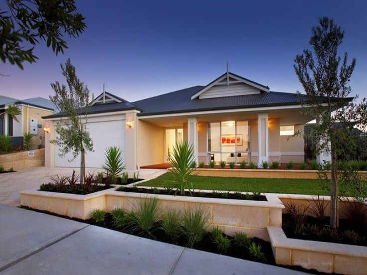 Photo of a brick house exterior from real Australian home - House Facade photo 771458