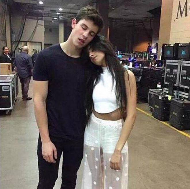 Shawn Mendes and Camila Cabello continue to pull at our heartstrings by being flirty on the red carpet and singing duets of love songs together,...
