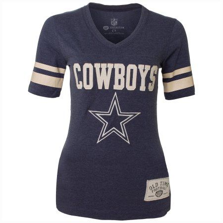 Free Shipping. Buy NFL Dallas Cowboys Women's Cheer T-Shirt (Gray) - Small at Walmart.com