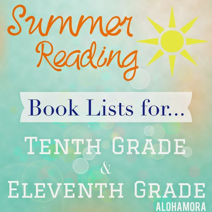 Summer Reading Book Lists for Kids Going Into Tenth (10th) and Eleventh (11th) Graders | Alohamora: Open a Book Great books for boys, girls, reluctant readers, adults, parents, teachers, and everyone.   Non-fiction books, fiction books of all genres (historical fiction, realistic, mystery, fantasy, sci-fi, action, horror, etc) Clean books/reads as well.