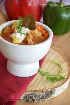 Bogracz (Węgierska zupa gulaszowa Bogracz)