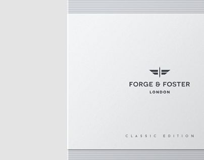 """Check out new work on my @Behance portfolio: """"Forge & Foster package"""" http://be.net/gallery/57007105/Forge-Foster-package"""