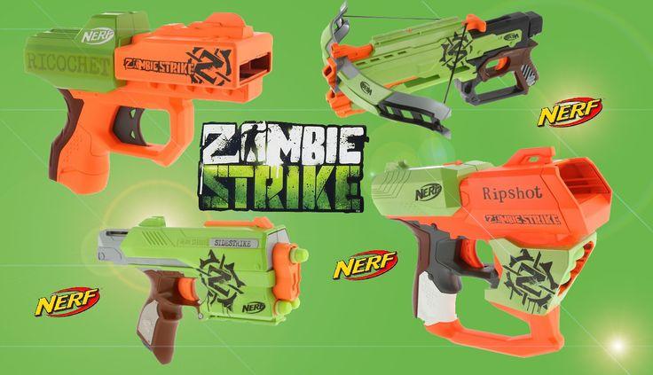 nerf zombie strike wallpaper nerf guns pinterest