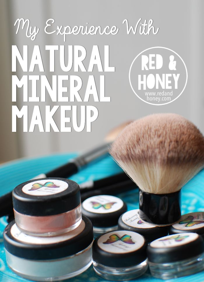 The learning curve, the pros and cons, and everything in between. The lowdown on natural mineral makeup.