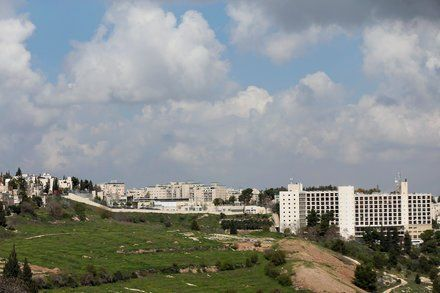 A Quiet Jerusalem Neighborhood Gets a U.S. Embassy and a Spotlight