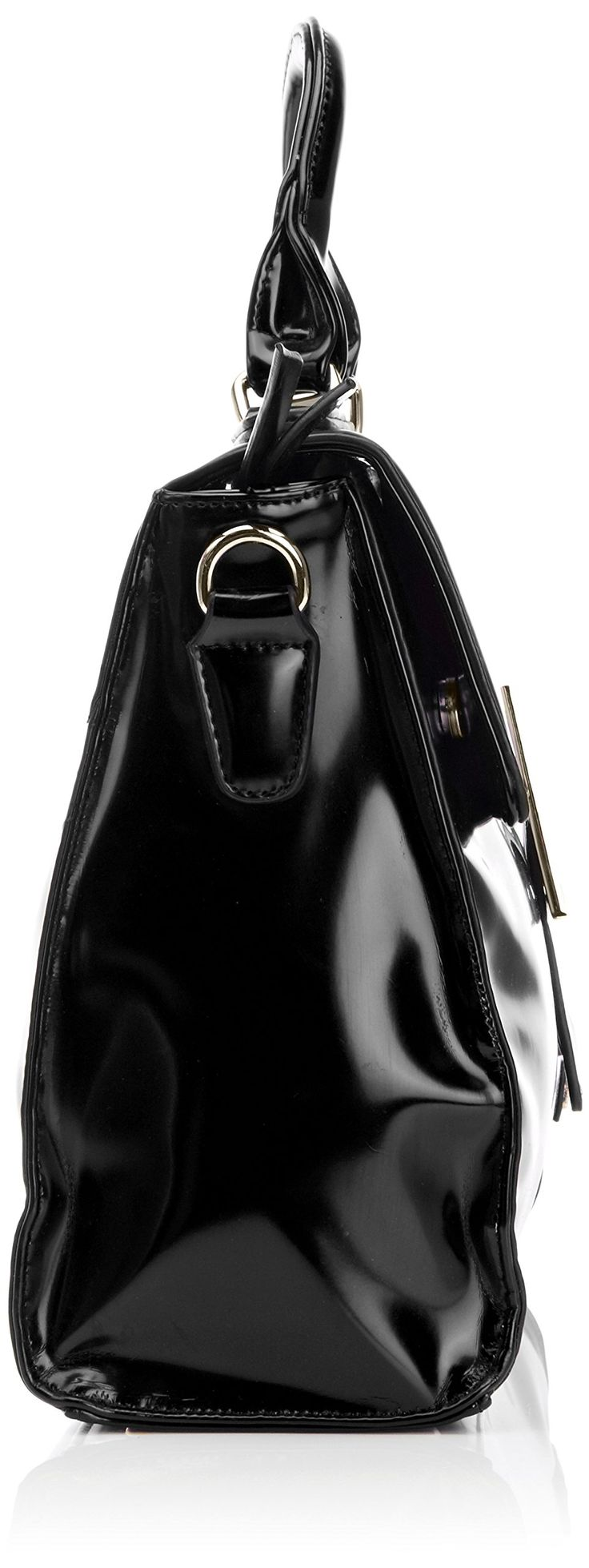 Bulaggi Women's 29732 Top-Handle Bag 29732.10 Black: Amazon.co.uk: Shoes & Bags