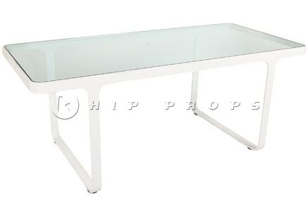 Trace table designed by Stefan Bench 2007. Available to hire from  http://www.hipprops.com/Bench,_Stefan/Trace_table_white