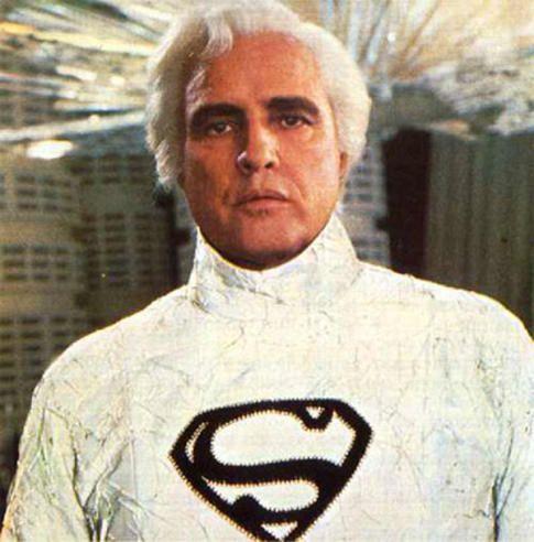Marlon Brando. Superman.1978