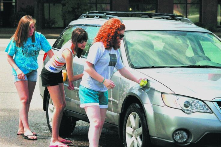Best Time Of Year To Do A Car Wash Fundraiser