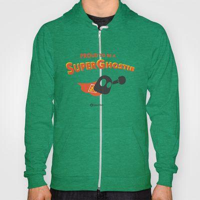 SuperGhostie Hoody