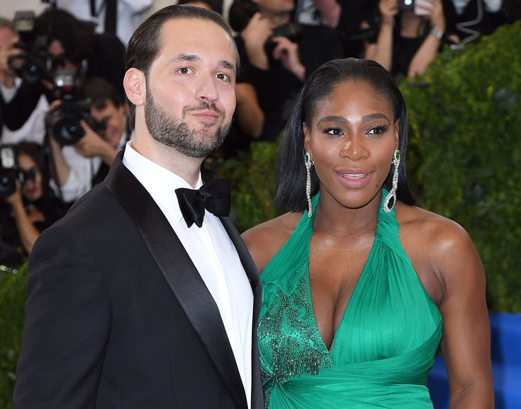 All the Delicious Details from Serena Williams' Wedding—Including a Salad Wall!