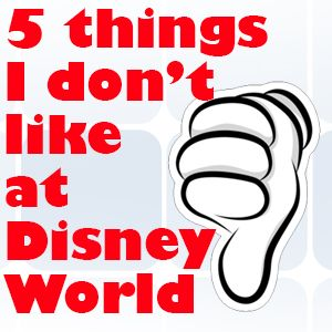 5 things I don't like at Disney World – including resorts, rides and a restaurant