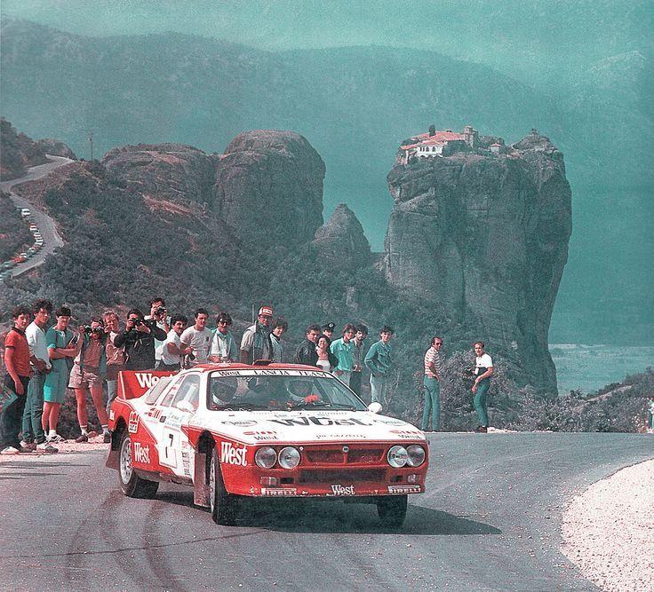 Lancia 037 group B