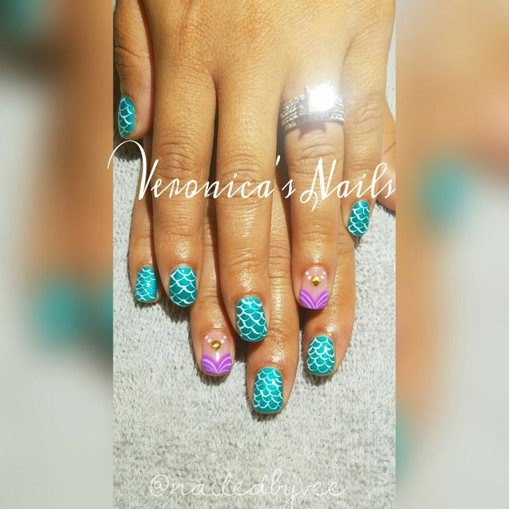 Little Mermaid Nails: Best 25+ Natural Gel Nails Ideas Only On Pinterest