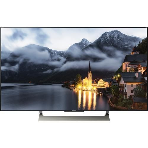 Sony XBR55X900E 55 Class Smart Bravia LED 4K HDR Ultra HDTV With Android TV